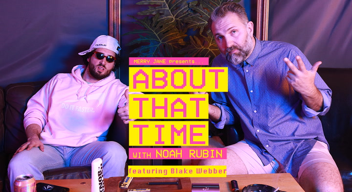 """Blake Webber Talks Vape Life, Making Memes, and Flying High on """"About That Time"""""""