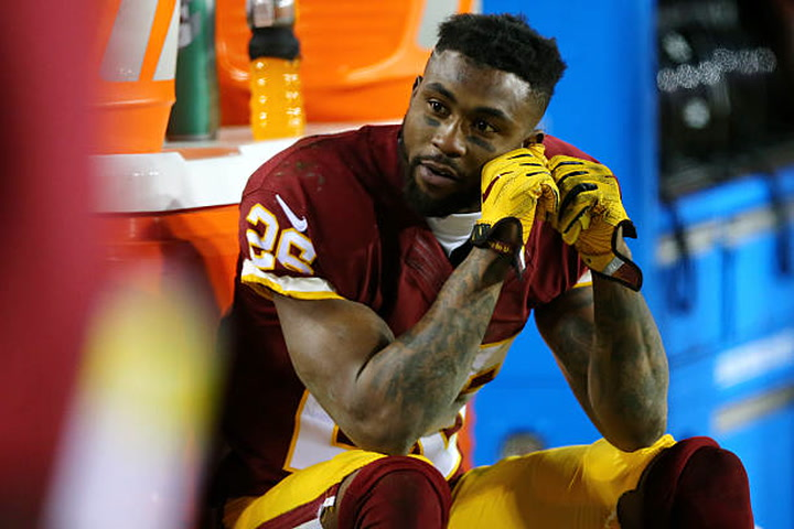 Bills GM says Josh Norman wasn't a fit with Redskins