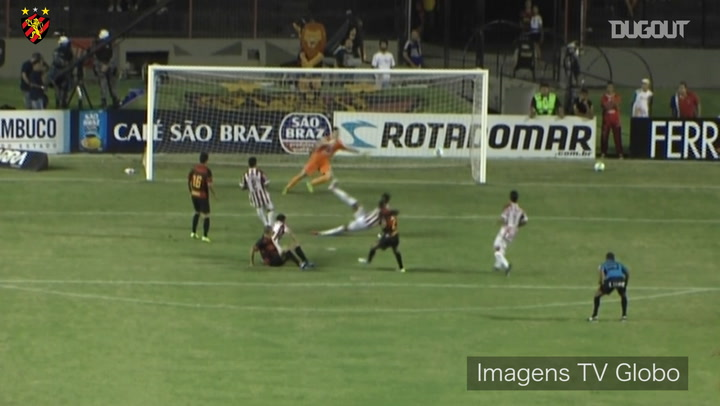 Patric's best Sport Recife moments