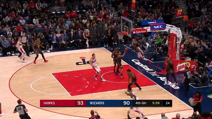 Las 10 mejores jugadas de la jornada de la NBA el 10 de enero de 2020