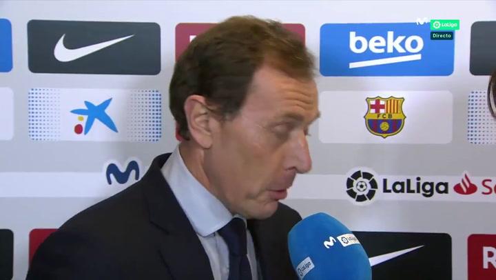 Emilio Butragueños, sobre los posibles penaltis del Barça al Real Madrid: