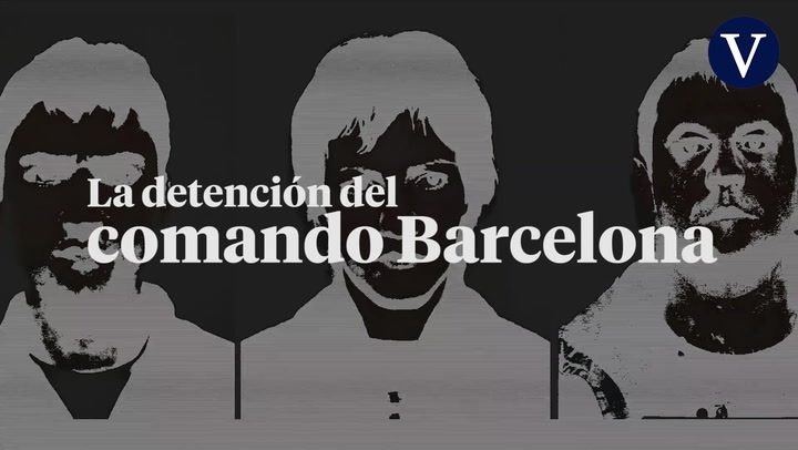 'No me podrás matar como a mi compañero', así detuvo la Guàrdia Urbana al comando Barcelona de ETA