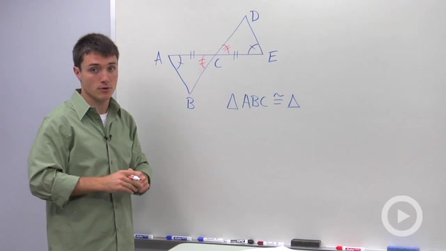 ASA and AAS - Problem 1