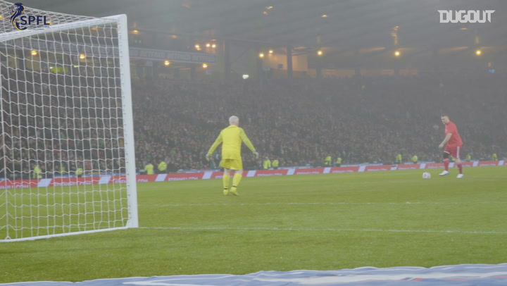 Betfred Cup Final - Half Time Penalty Shootout