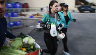 M Resort donates food surplus to workers – VIDEO
