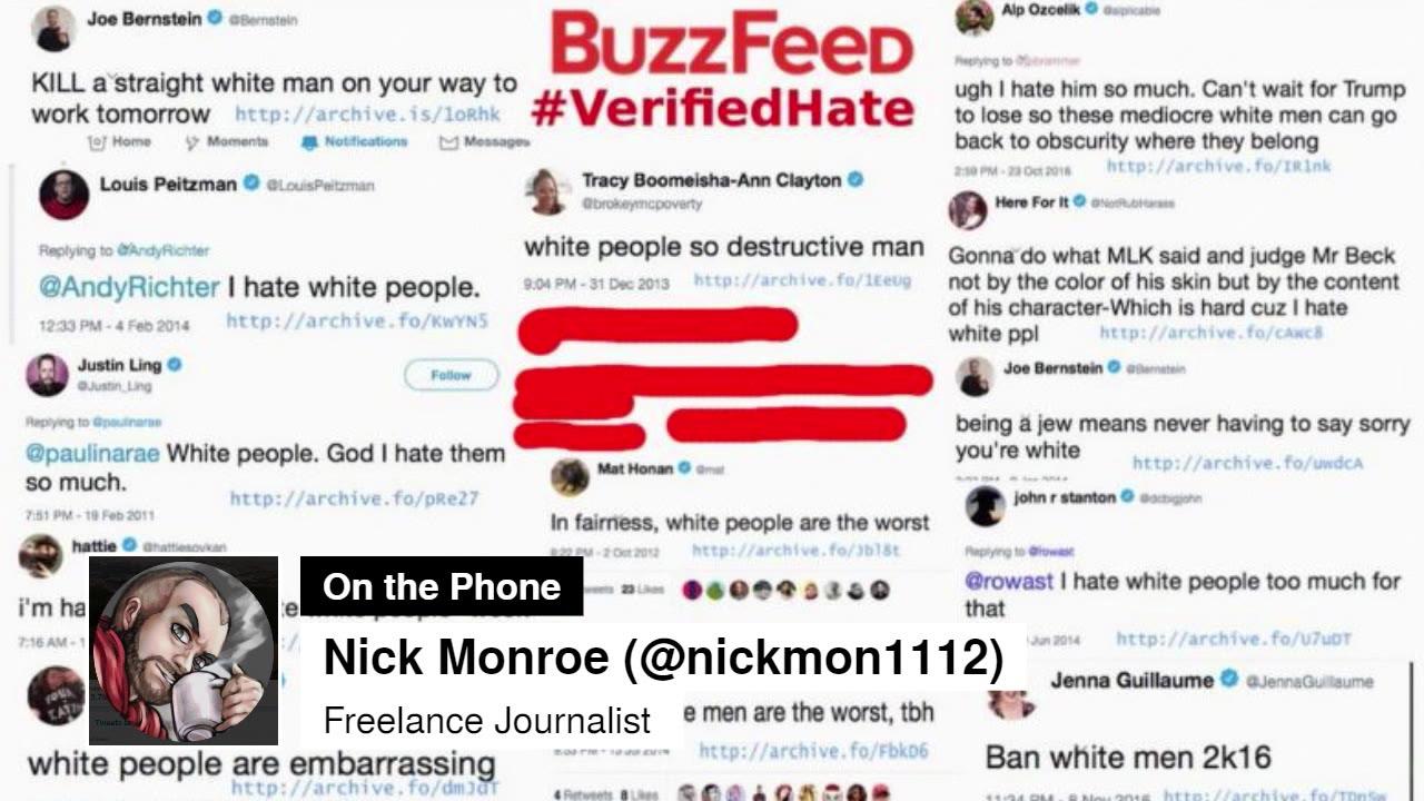 Buzzfeed racial dating websites