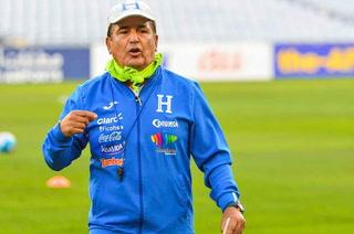 Jorge Luis Pinto se pronuncia sobre la posibilidad de volver a Honduras: