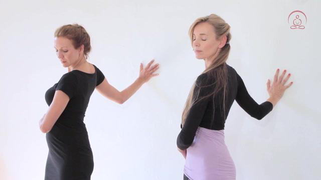 Yoga gegen Bürobuckel