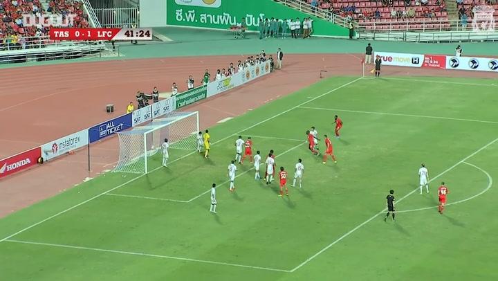 Liverpool's best goals in Asia