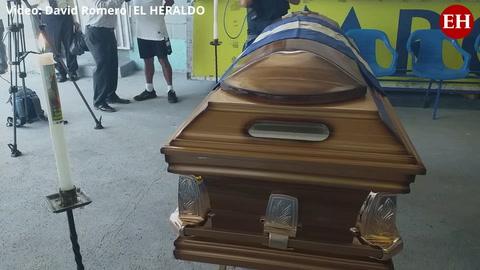 Honduras llora la muerte de Chelato Uclés