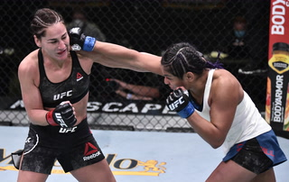 UFC on ESPN 10: Calvillo, Vettori take home emotional wins – VIDEO