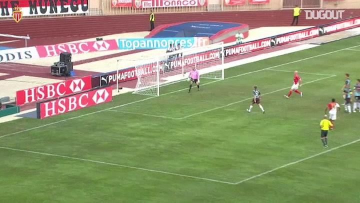 Nenê's best AS Monaco moments