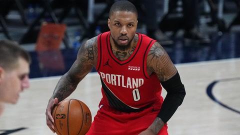 How hard should the Knicks pursue Damian Lillard? | SportsNite