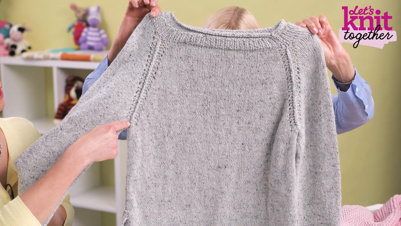 Knit a Jumper in Easy Steps