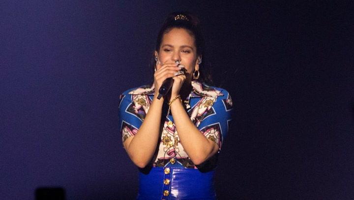 Gigi Hadid se rinde a Rosalía tras acudir a su concierto en Nueva York