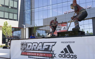 Recap of the Vegas Golden Knights 2017 NHL Entry Draft
