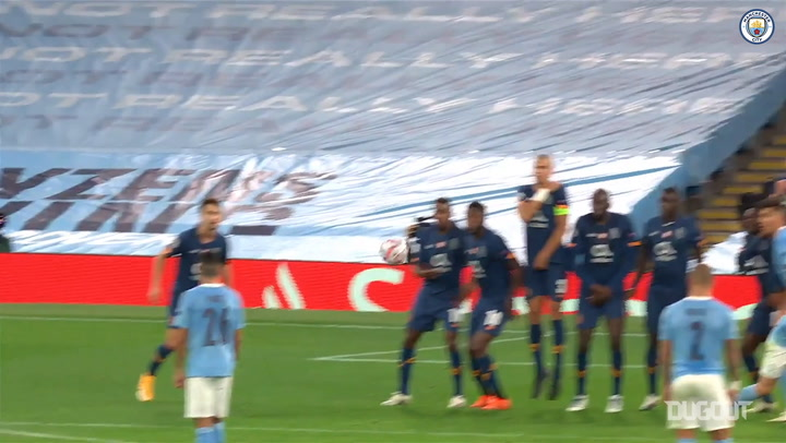 Gündoğan hits sensational free-kick to down FC Porto