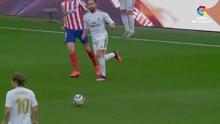 Gol 0100 Real Madrid - Atlético de Madrid J22 BENZEMA