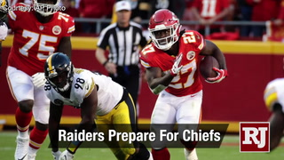 Vegas Nation: Raiders Prepare for Kansas City Chiefs