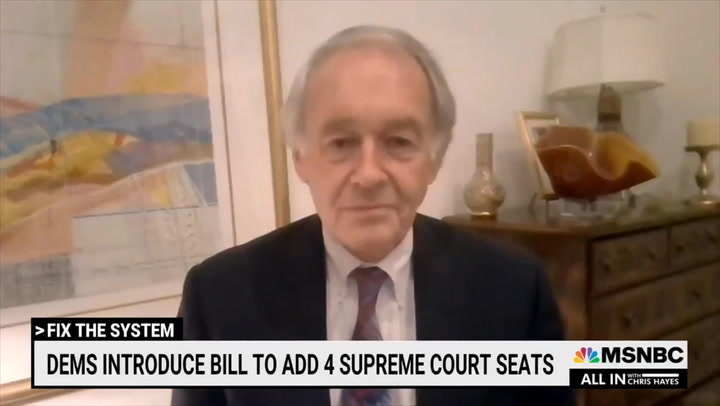 Markey: Popularity of Packing Court Will Increase When It Strikes Down 'Historic, Progressive Laws'