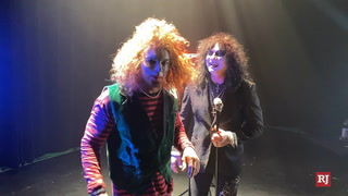 "Carrot Top, Paul Shortino, and Nozomu Wakai Record ""Send in the Clowns"" – Video"