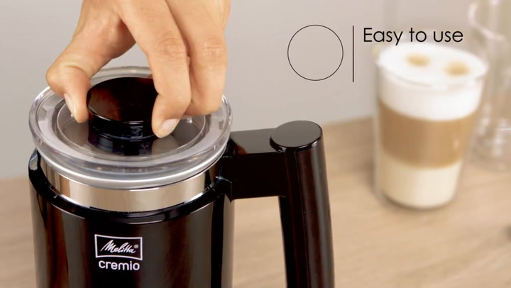 Preview image of Melitta Cremio Electric Milk Frother video