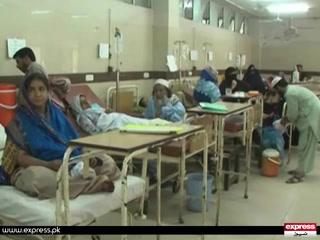 20 سال کے دوران سندھ کے اسپتالوں میں ایک بستر کا بھی اضافہ نہ ہوا۔۔۔