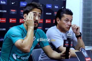 Javier Abella, capitán del Santos:
