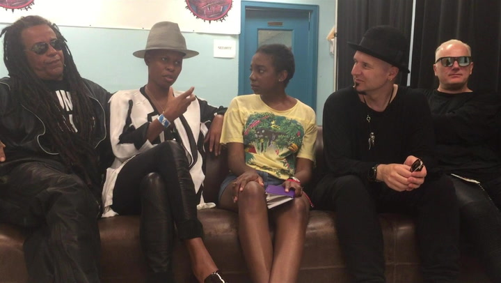 Skunk Anansie Compare Donald Trump to Brexit at Afropunk 2016