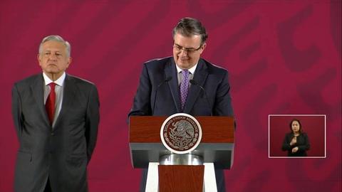 México concluirá despliegue de 6.000 guardias en su frontera sur el martes