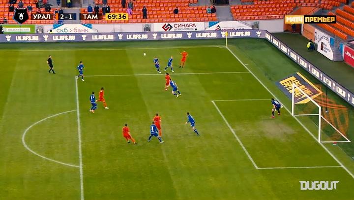 Eric Bicfalvi's class goal against FC Tambov