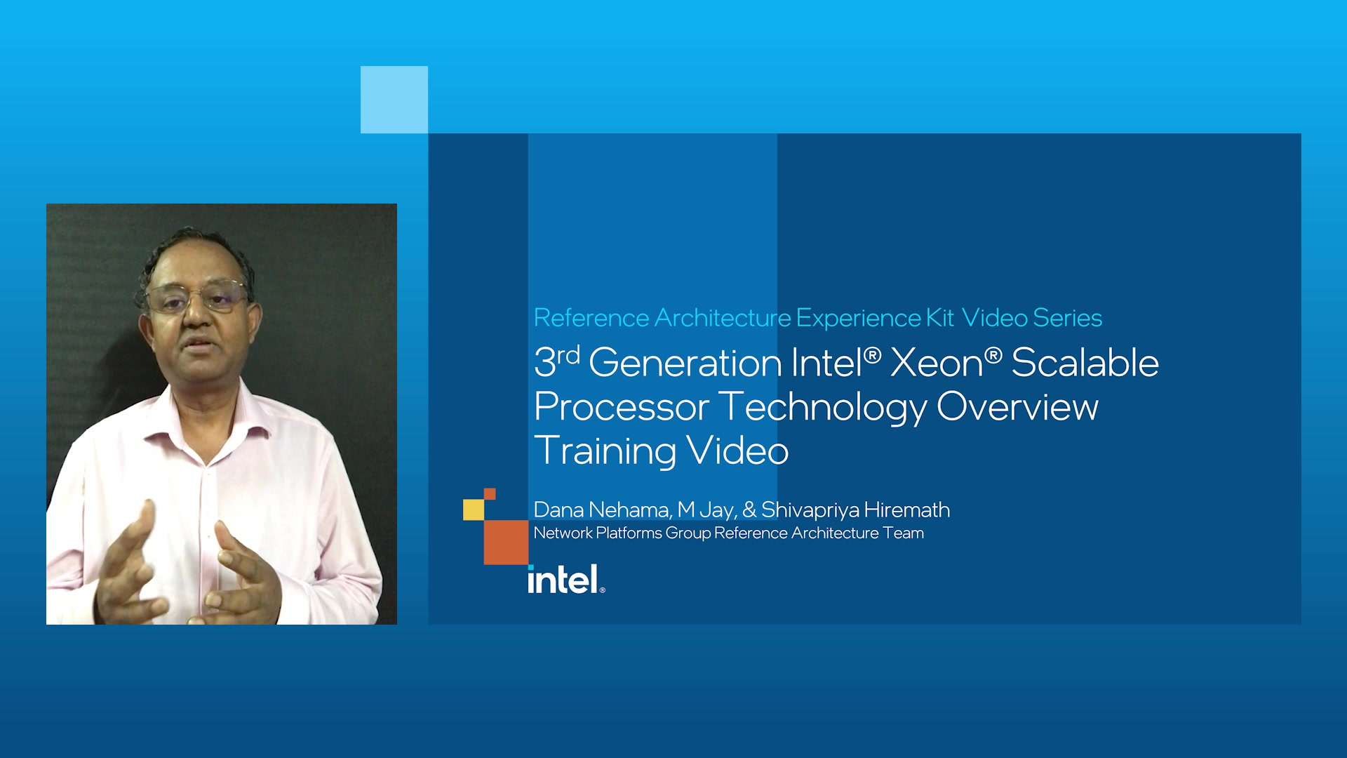 Chapter 1: 3rd Generation Intel® Xeon® Scalable Processor Technology Overview