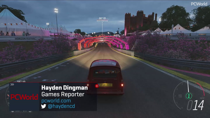 Forza Horizon 4 review: Seasons and social hooks make the best