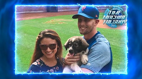 Mets Best Friend: Jeff McNeil adopts Willow the Dog in 2019
