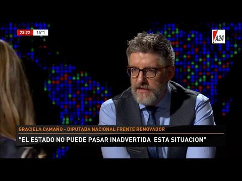 Camaño: En el sector energético vamos a tener los cuadernos de Macri