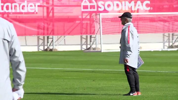 Vidal contra James en busca de las semifinales