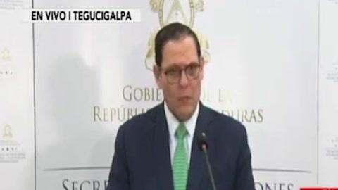 Cancillería pide a EEUU no señalar a Honduras como promotor del narcotráfico