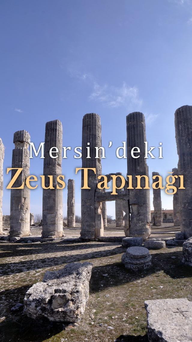 Mersin'deki Zeus Tapınağı