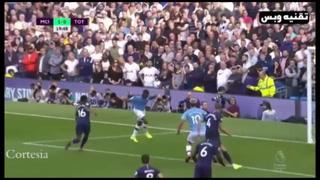Manchester City y Tottenham empatan por la Premier League gracias al VAR