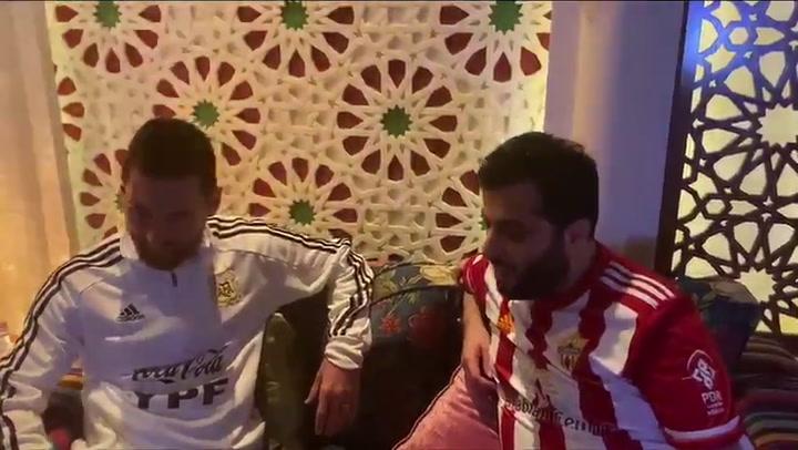 El dueño del Almería 'tienta' a Messi