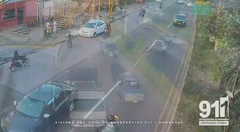 Policías rescatan a repartidor tras haber sido secuestrado en la capital