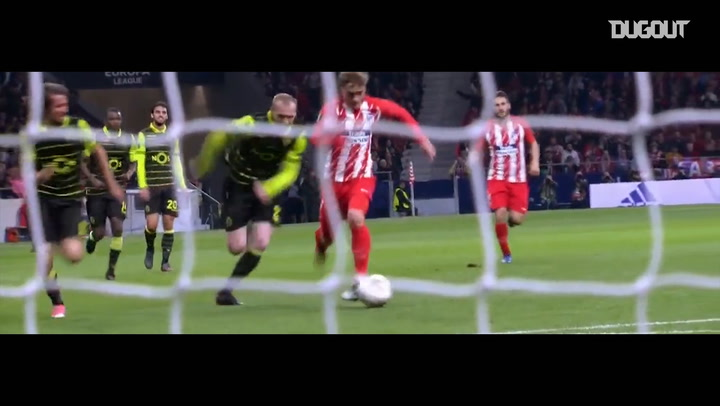 Get hyped for our UEL Quarter-Final vs Atlético