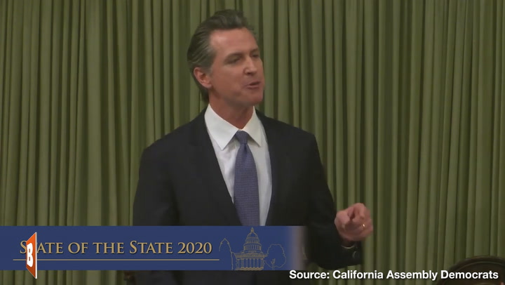 CA Gov. Gavin Newsom: 'Doctors Should Be Able to Write Prescriptions for Housing'