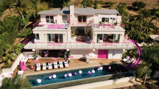 This Barbie DreamHouse Could Be a Grown-Up's Reality