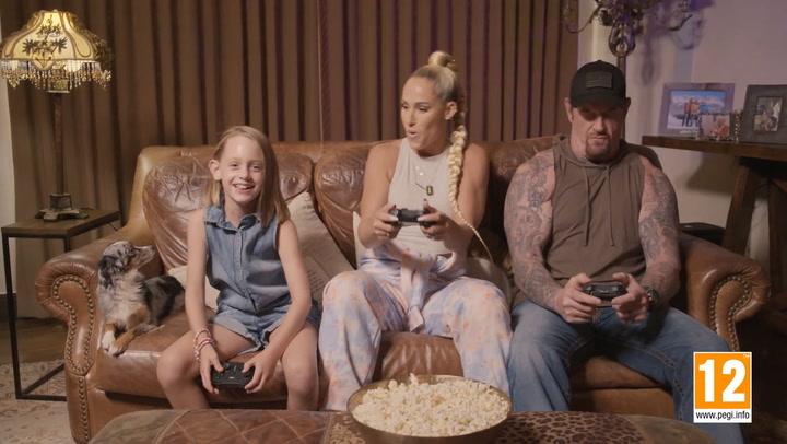 WWE 2K Battlegrounds : tráiler de lanzamiento