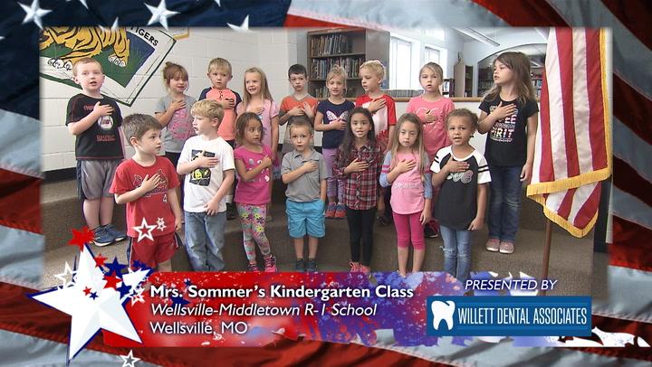 Wellsville-Middletown R-1 School - Mrs. Sommer - Kindergarten