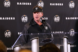 Jon Gruden reacts to Raiders schedule – Video
