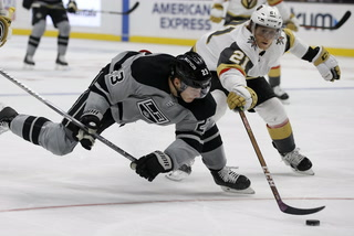 Golden Knights Suffer Heavy Loss To Kings – Golden Edge