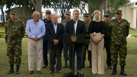 Colombia rechaza acusación de Maduro sobre plan para derrocarlo
