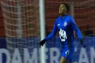 Zulia vence a Nacional Potosí con anotación de Bryan Moya en Copa Sudamericana